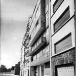 Immeuble locatif à la Porte Molitor