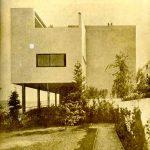 Häuser in der Weissenhofsiedlung