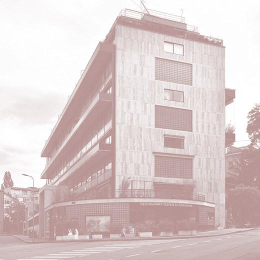 Wohngebäude Clarté