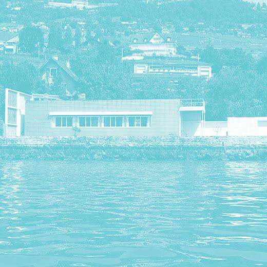 Petite villa au bord du lac Léman