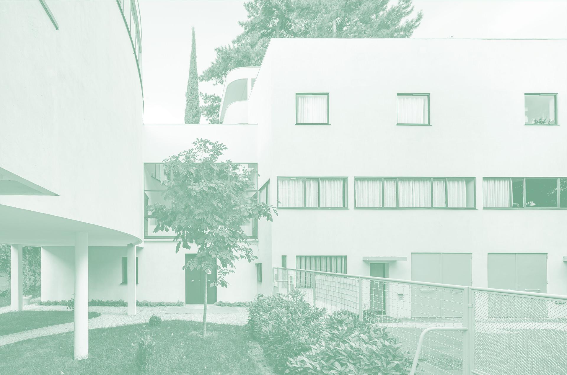 Maisons De La Weissenhof Siedlung Le Corbusier World Heritage