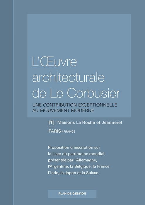 01 - Häuser La Roche et Jeanneret
