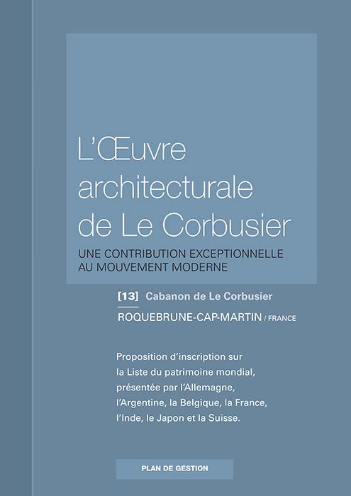 13 - Cabanon von Le Corbusier